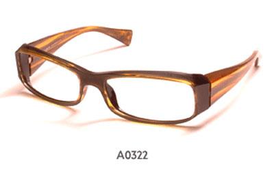 Alain Mikli A0322 glasses