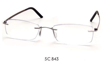 Minima 5C 843 glasses