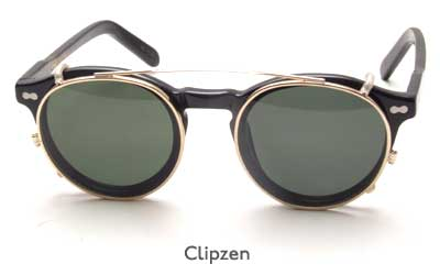 Moscot Clipzen glasses