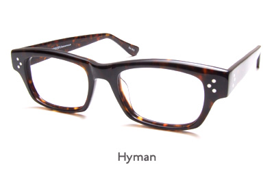 Moscot Originals Hyman glasses