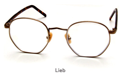 Moscot Lieb glasses