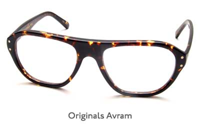 Moscot Originals Avram glasses