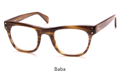 Moscot Originals Baba glasses