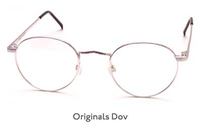 Moscot Originals Dov glasses