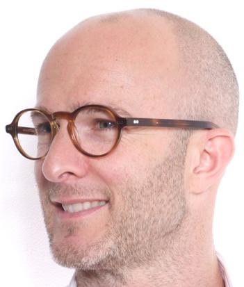 Moscot Originals Glick glasses