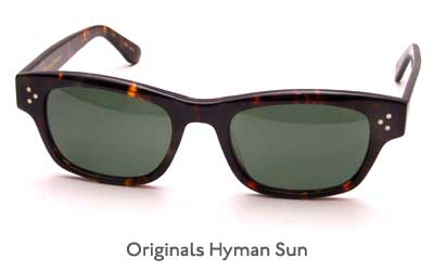 Moscot Originals Hyman Sun glasses