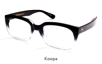 Moscot Originals Koopa glasses