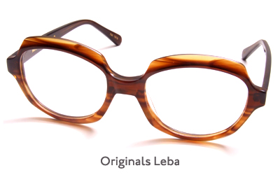 Moscot Originals Leba glasses