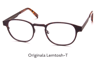 Moscot Originals Lemtosh Titanium glasses