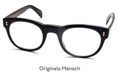 Moscot Originals Mensch glasses