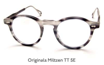Moscot Originals Miltzen TT SE glasses