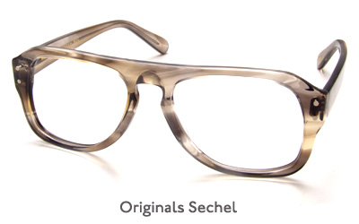 Moscot Originals Sechel glasses