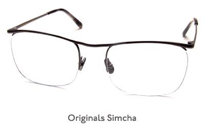 Moscot Originals Simcha glasses
