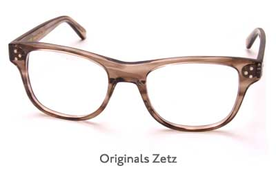 Moscot Originals Zetz glasses