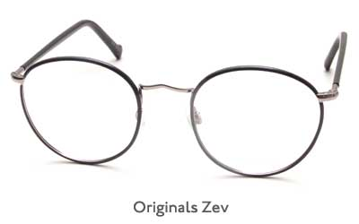 Moscot Originals Zev glasses