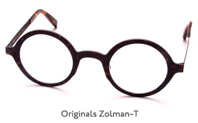 Moscot Originals Zolman Titanium glasses