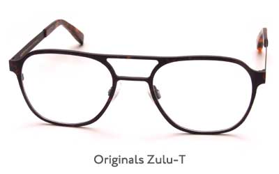 Moscot Originals Zulu T glasses