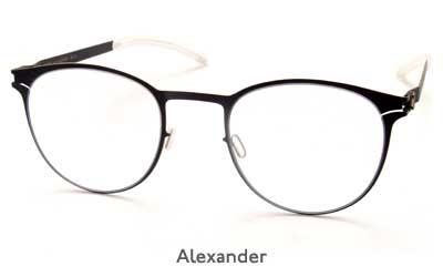 Mykita Alexander glasses