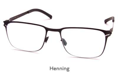 Mykita Henning glasses