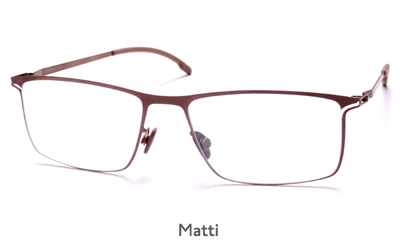 Mykita Matti glasses