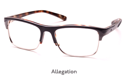 Oakley Rx Allegation glasses