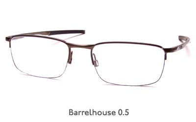 Oakley Rx Barrelhouse 0.5 glasses