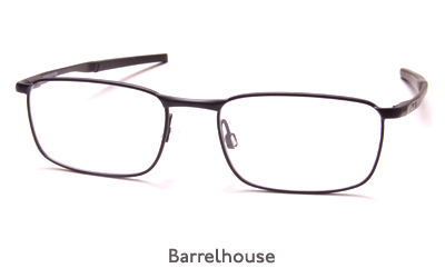 Oakley Rx Barrelhouse glasses