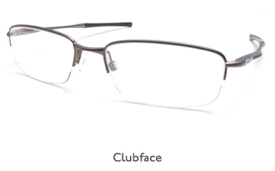 Oakley Rx Clubface glasses