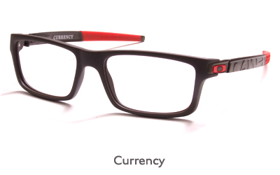 Oakley Rx Currency glasses