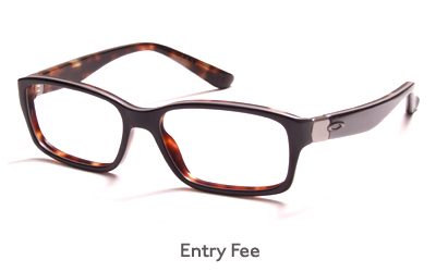 Oakley Rx Entry Fee glasses