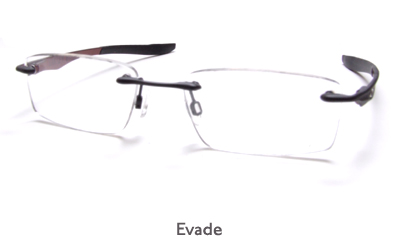 Oakley Rx Evade glasses