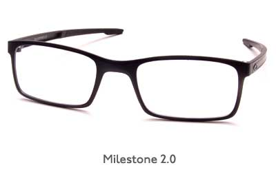 Oakley Rx Milestone 2.0 glasses