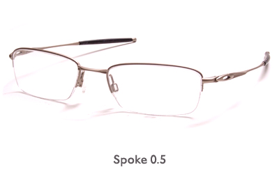Oakley Rx Spoke 0.5 glasses