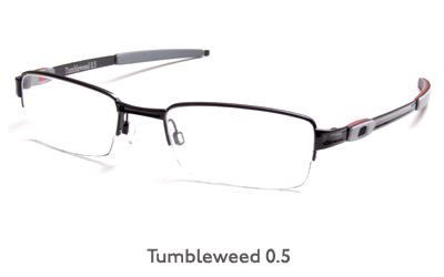 Oakley Rx Tumbleweed 0.5 glasses