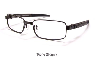 Oakley Rx Twin Shock glasses