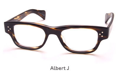 Oliver Peoples Albert J glasses