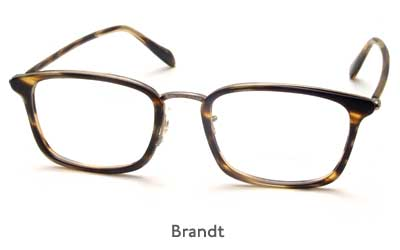 Oliver Peoples Brandt glasses