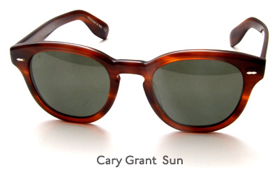Oliver Peoples Cary Grant Sun glasses