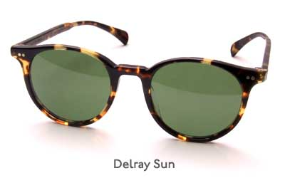 Oliver Peoples Delray Sun glasses
