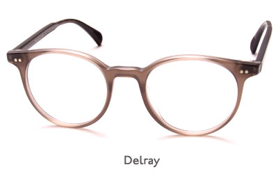 Oliver Peoples Delray glasses