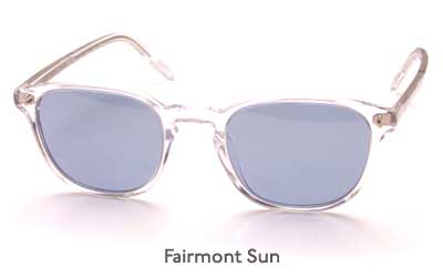 Oliver Peoples Fairmont Sun glasses