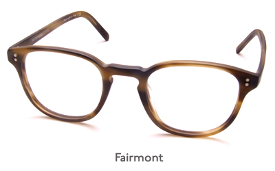 Oliver Peoples Fairmont glasses