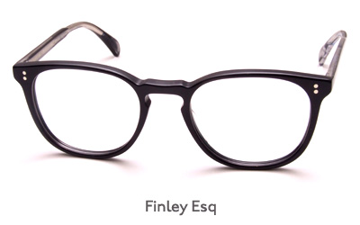 Oliver Peoples Finley Esq glasses
