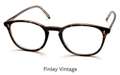 Oliver Peoples Finley Vintage glasses