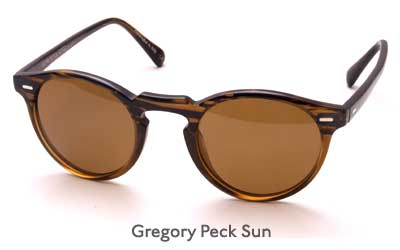 Oliver Peoples Gregory Peck Sun glasses
