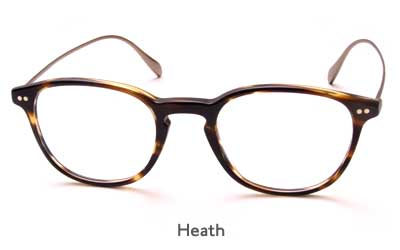 Oliver Peoples Heath glasses