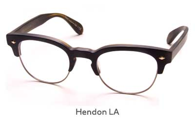 Oliver Peoples Hendon LA glasses