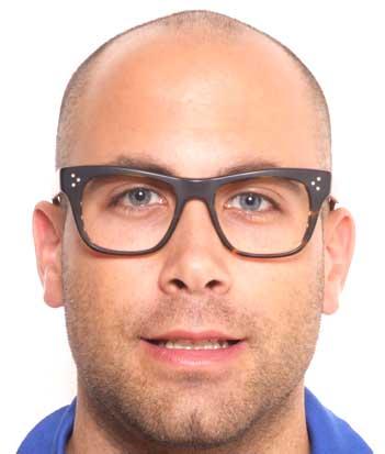 Oliver Peoples Jack Huston glasses