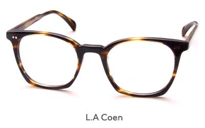 Oliver Peoples L.A Coen glasses
