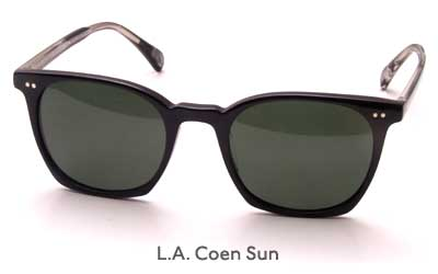 Oliver Peoples L.A.Coen Sun glasses